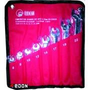 Набор рожковых гаечных ключей Edon ED-CS6228