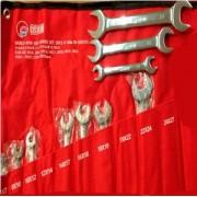 Набор рожковых гаечных ключей Edon ED-ES62710