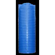 Емкость вертикальная 1000л 2-слойная (внутр. пищ. слой) 77 х 225