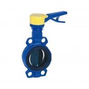 Поворотная заслонка Danfoss SYLAX GAS PN6 DN80