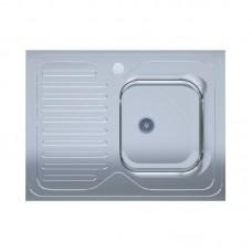 Кухонная мойка UA 6080-R Decor (UA6080RDEC04)