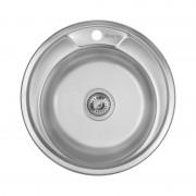Кухонная мойка Imperial 490-A Polish (IMP490A06POL160)