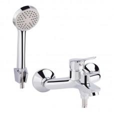 Смеситель для ванны Q-tap LoftCRM006