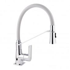 Смеситель для кухонной мойки Q-tap Estet CRG 007F