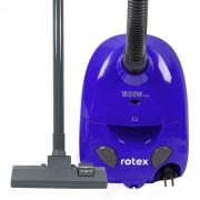 Пылесос для сухой уборки с мешком Rotex RVB01-P Blue