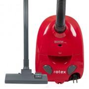 Пылесос для сухой уборки с мешком Rotex RVB01-P Red
