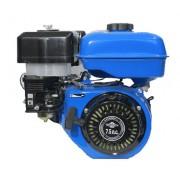 Двигатель бензиновый Беларусь 170F 7,5 л.с Ø 25 (без шкива)