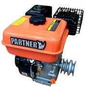 Двигатель бензиновый Partner 170F 7,0 л.с. с 3х ручейковым шкивом и бак 5 литров
