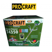 Бензокоса Procraft T4350 Pro FESSIONAL 2020 года