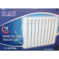 Радиаторы отопления SAS 80/500