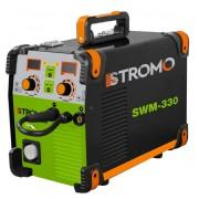 Инверторный сварочный полуавтомат Stromo SWМ-330 (ЕВРОРУКАВ)