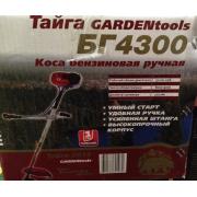 Бензиновая коса Тайга БГ-4300